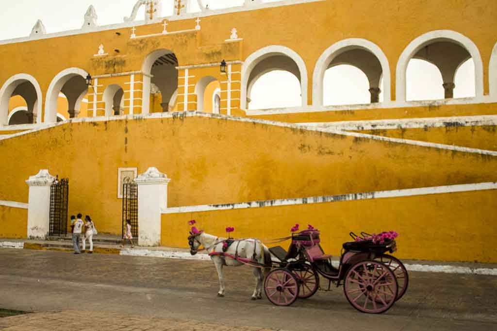 Izamal: The magic yellow town - Boundless Roads