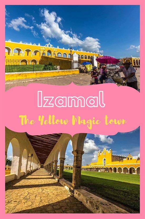Izamal - Boundless Roads
