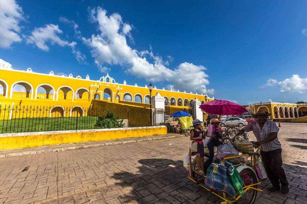 Izamal: The magic yellow town - Boundless Roads