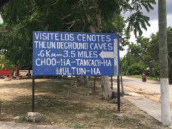 Coba' Cenotes