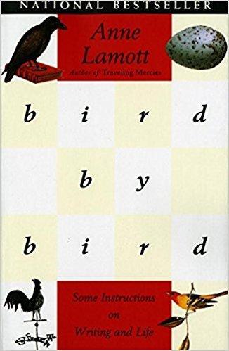 Book Cover: Bird by bird