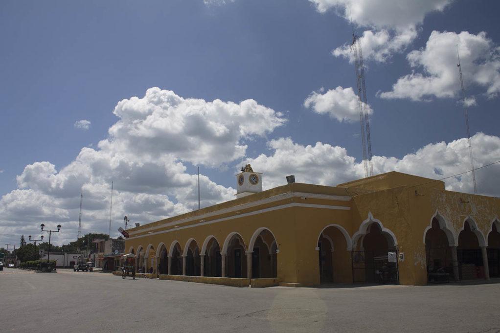 driving around yucatan