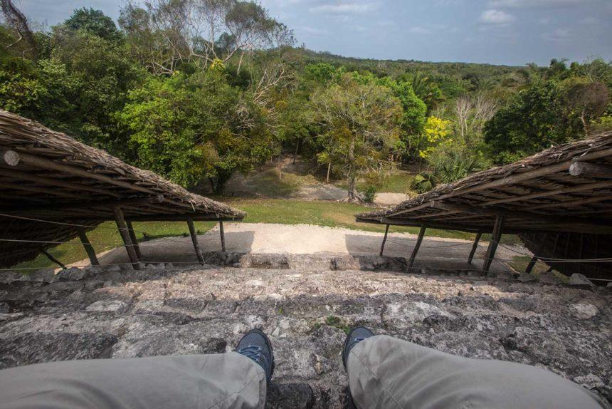 Calakmul region