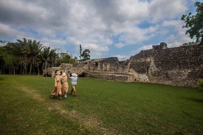 Calakmul itinerary
