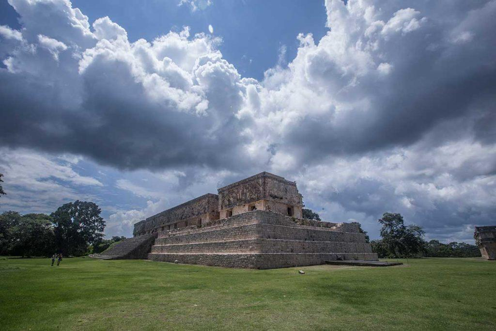 Uxmal- The governor's house