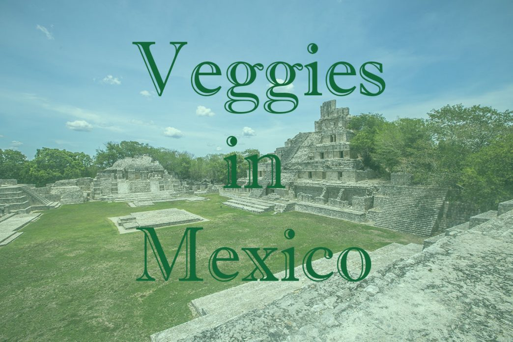 Veggies in Mexico