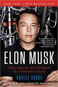 Book Cover: Elon Musk