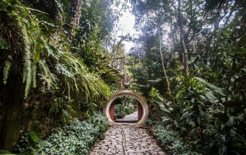 xilitla enchanted garden