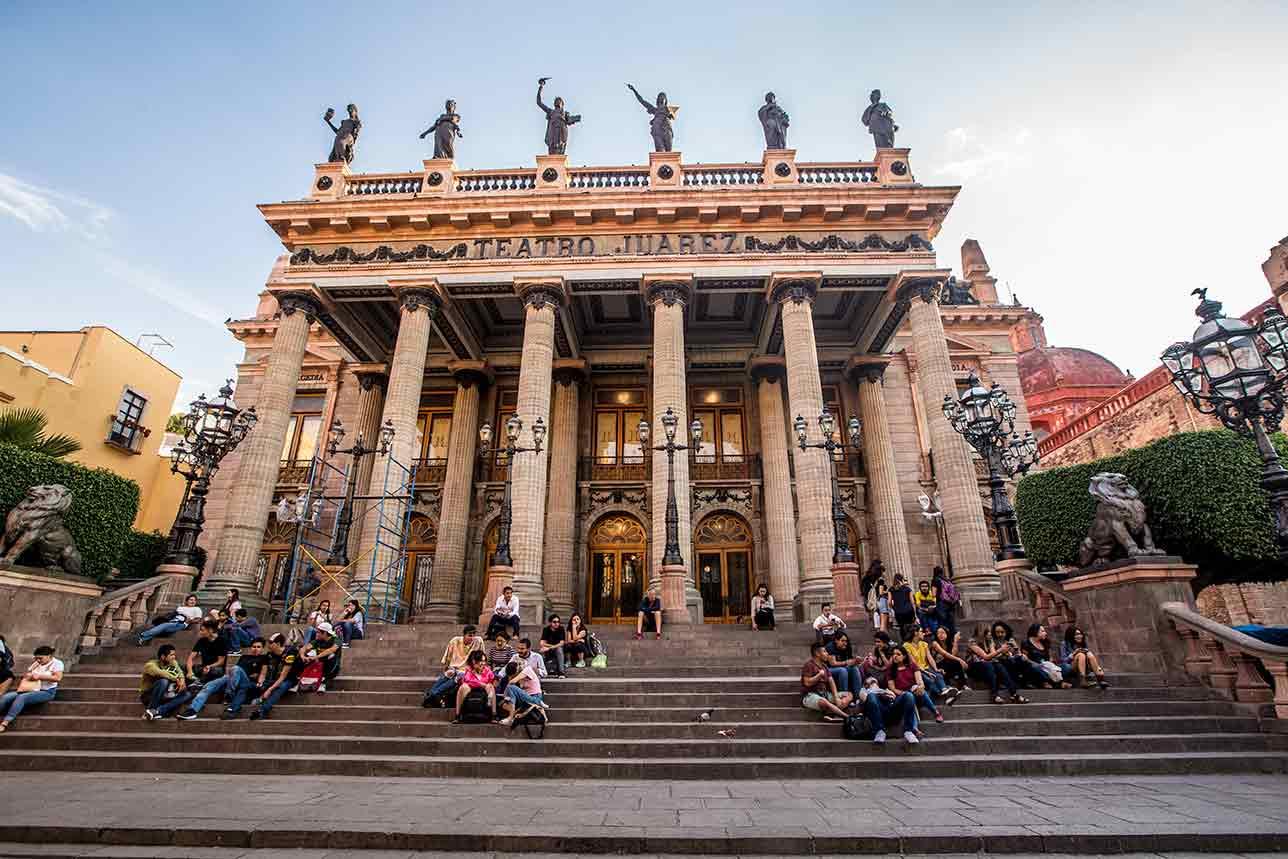 Guanajuato - Boundless Roads