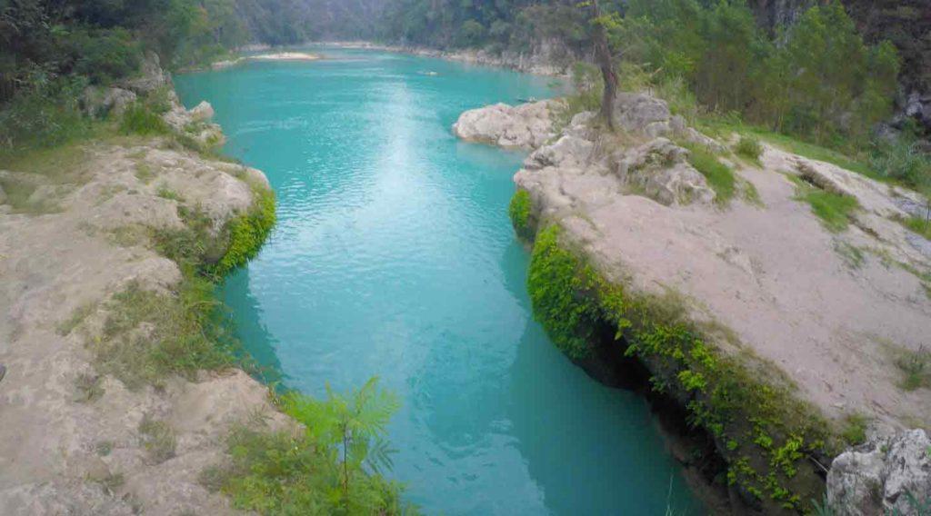 Huasteca Potosina Puente de dios 2