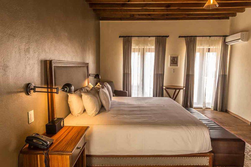 Luxury hotels in Guanajuato