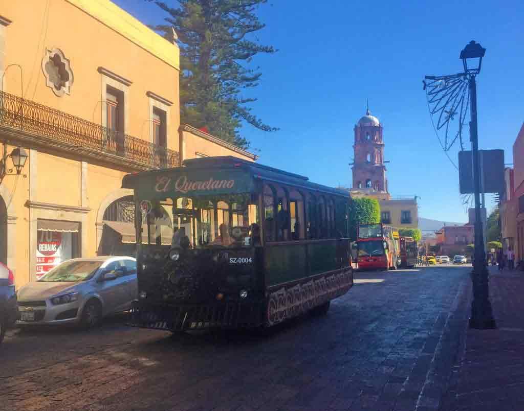 Santiago de Queretaro - Boundless Roads