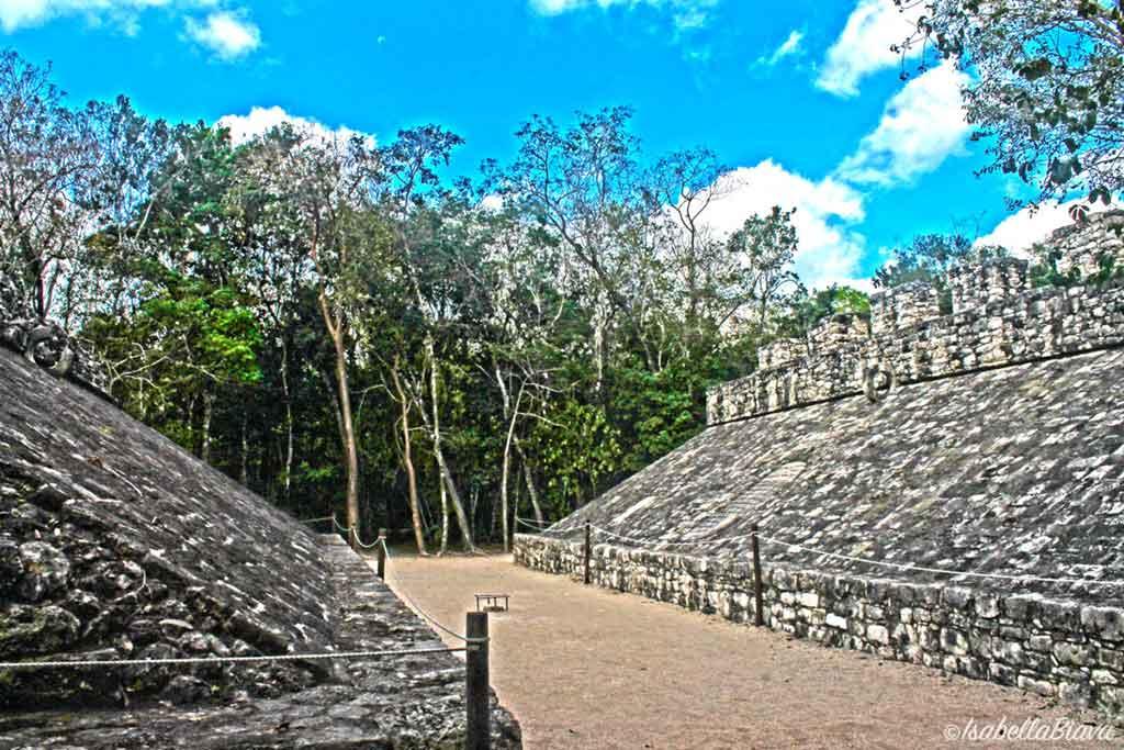 Coba archeological site mayan ruins - Boundless Roads