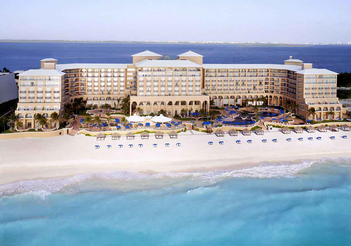 Cancun luxury hotels - Boundless Roads
