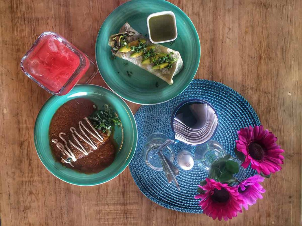 vegan restaurants in Puerto Vallarta - Boundless Roads