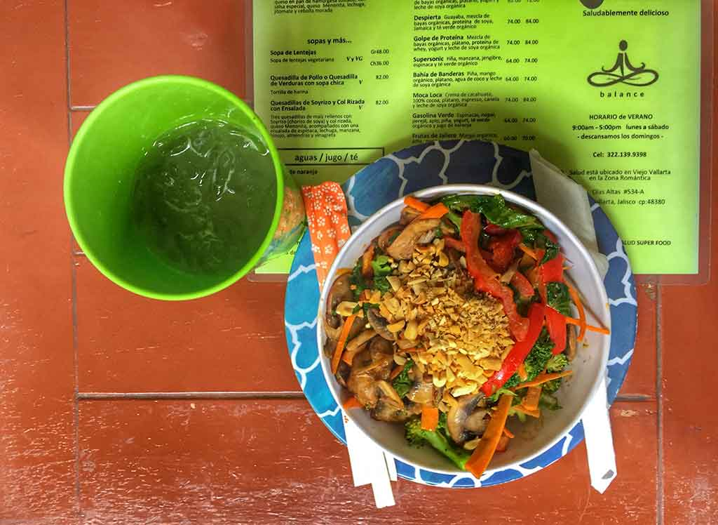 Vegan restaurants Puerto Vallarta - Boundless Roads