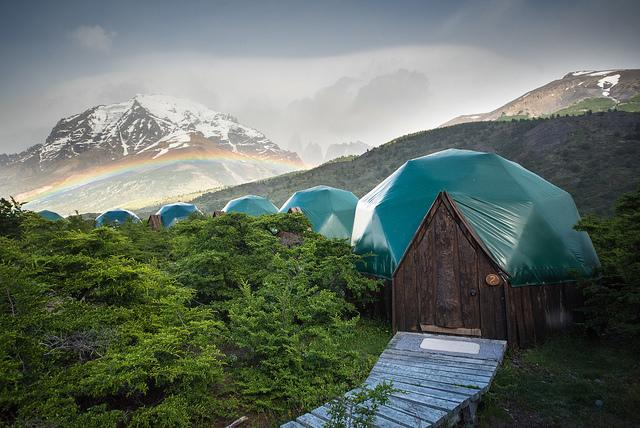 The coolest glamping resorts in the world - Ecocamping Patagonia