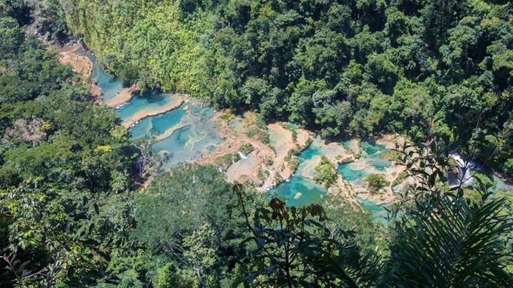 how to visit Semuc - Champey
