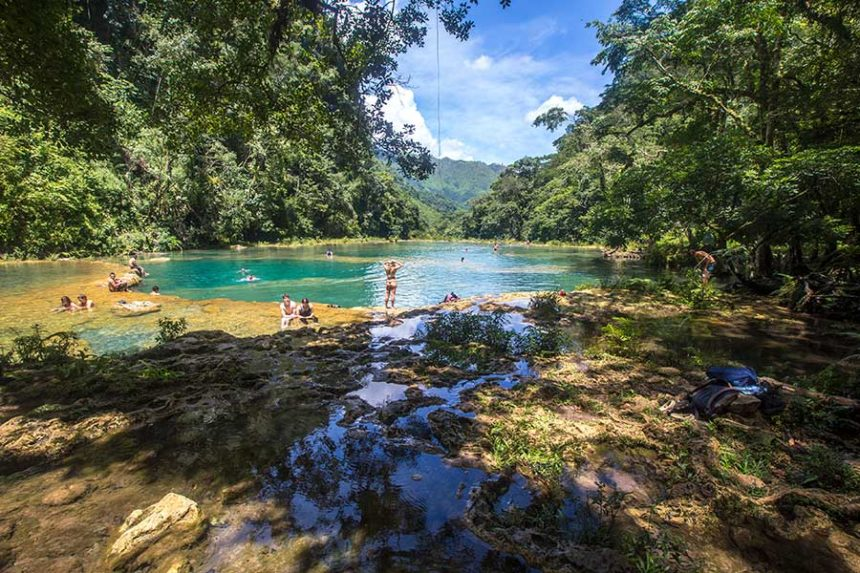 How to visit Semuc Champey - Boundless Roads