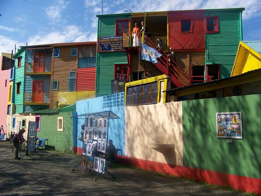 My South America route - Boundlessroads.com
