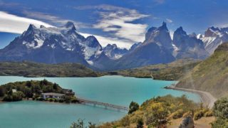 My south america travel route