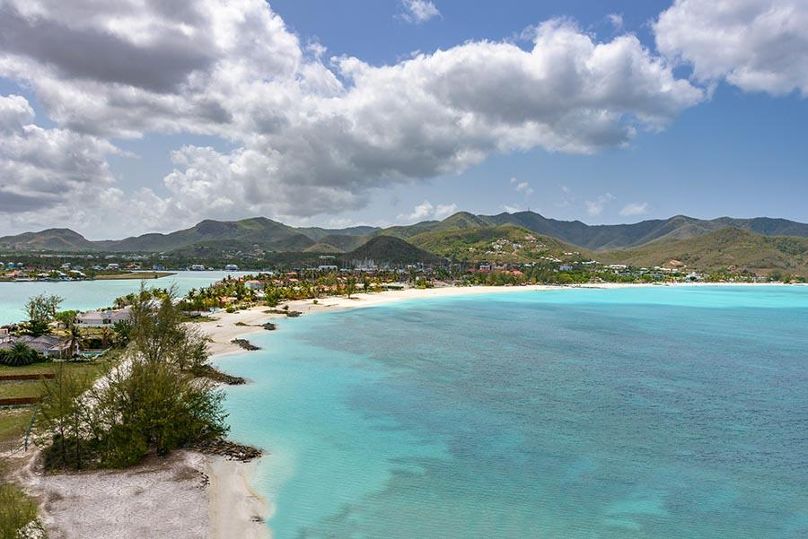 Best beaches in Antigua - Boundless Roads