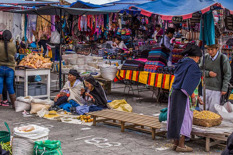 Otavalo Ecuador beyond the Market - Boundless Roads