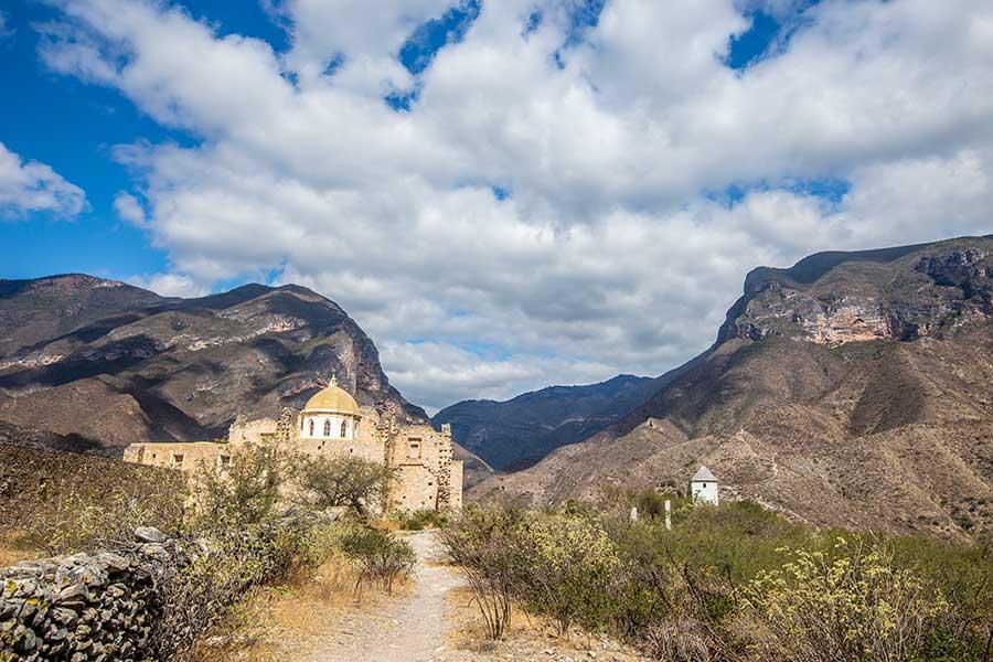 Mission Bucareli - Queretaro Mexico - Boundless Roads