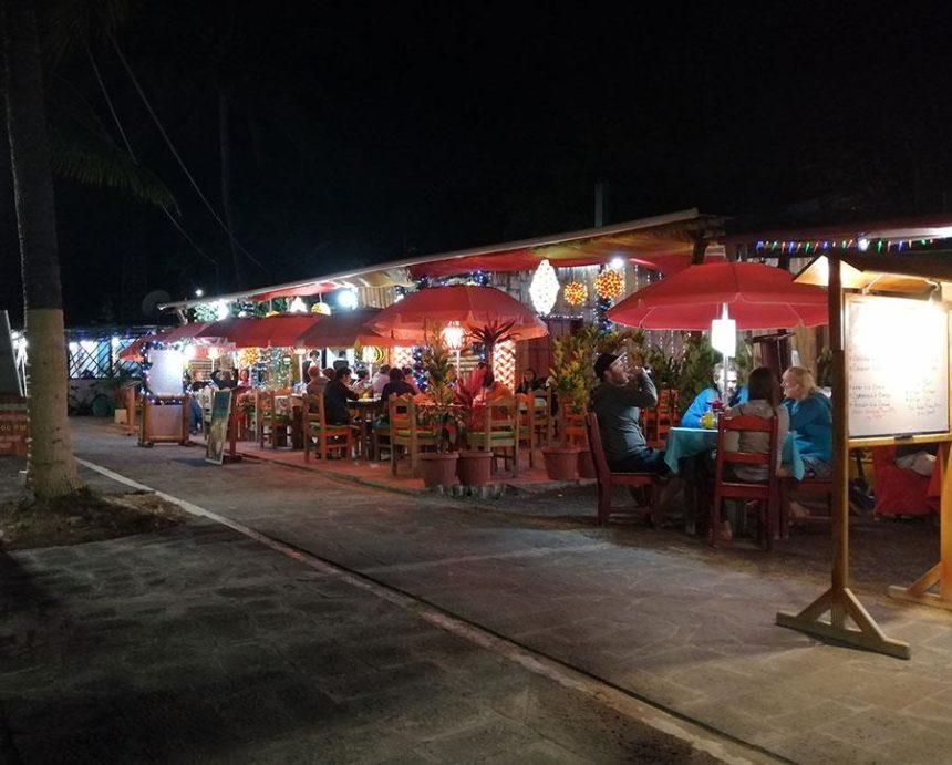 isabela Island restaurants
