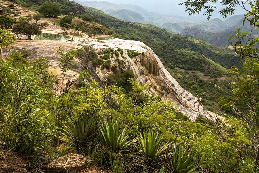 Hierve el agua, Oaxaca - Boundless Roads