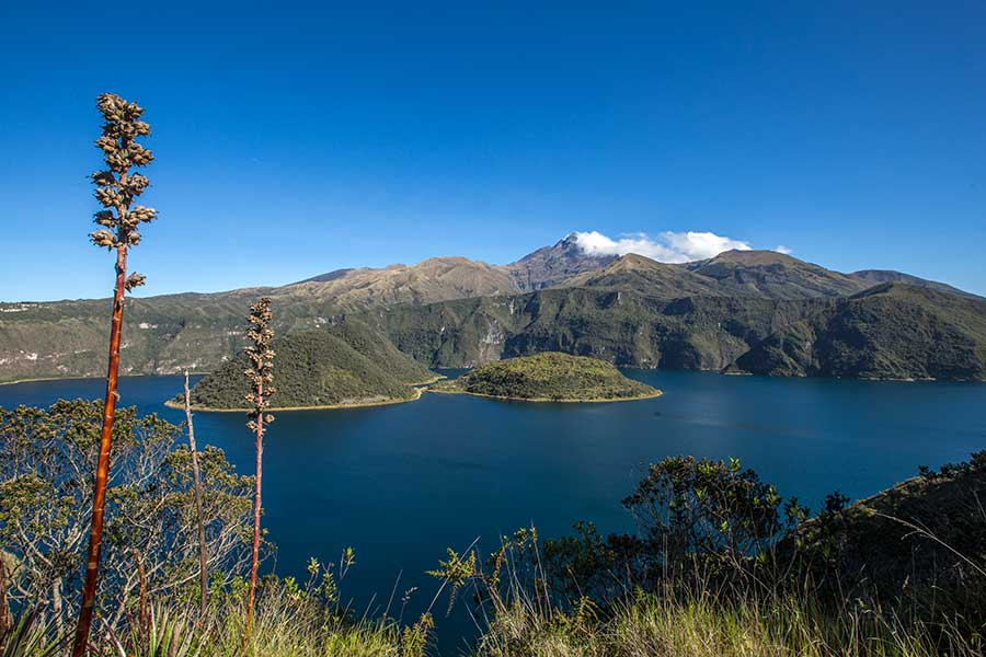 How to visit Cuicocha Lake - Boundless Roads