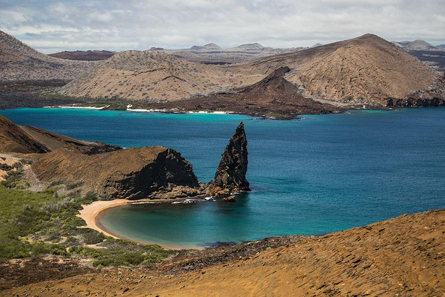 Best way to get to galapagos