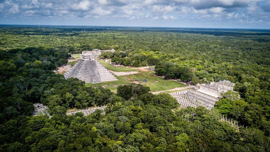 Best hotels in Calakmul