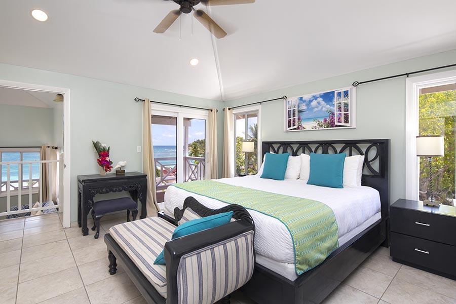 Premium Oceanview Room Pineapple Beach Resort