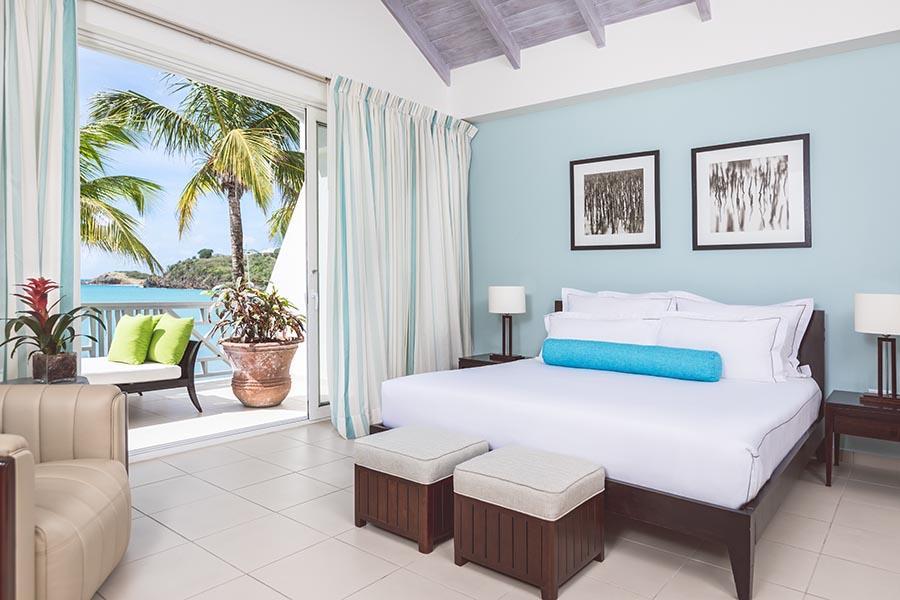 Carlisle bay accommodation Beach Suite