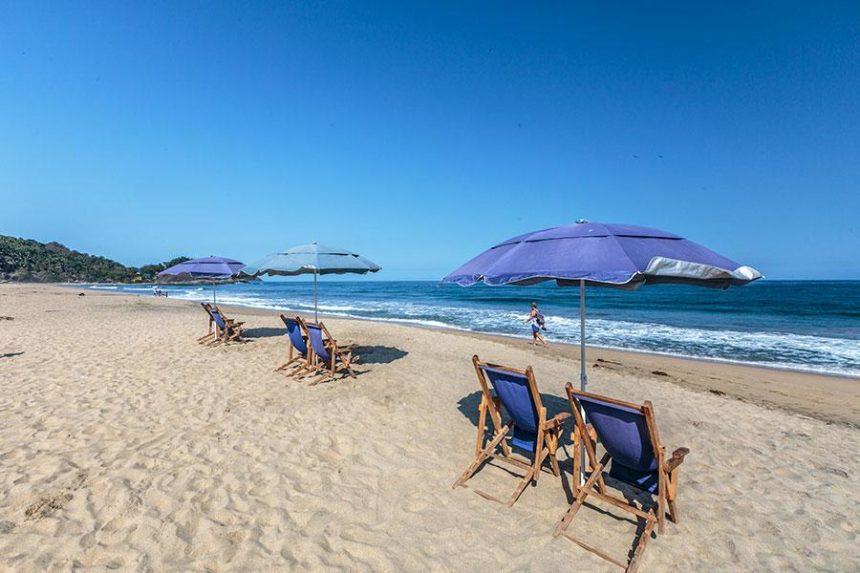 San pancho beach chairs