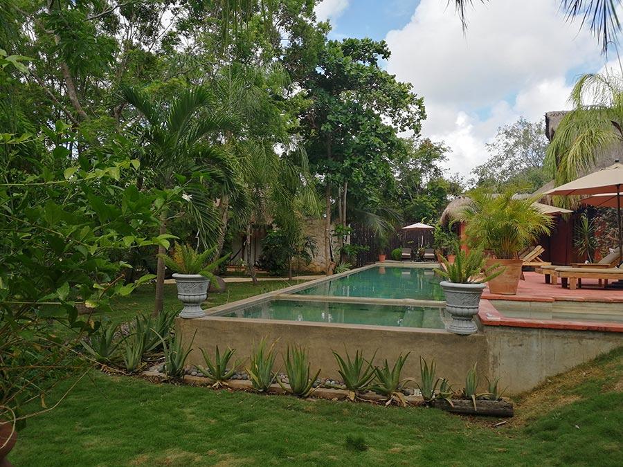 Hacienda Coco Tulum -The Garden
