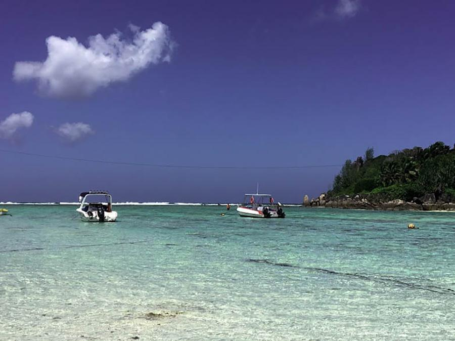 Beau valon Seychelles