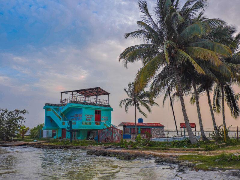 Scuba Diving in Cuba Playa Larga Sunset