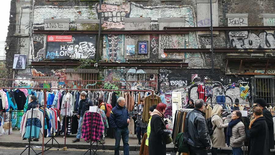 brik lane market
