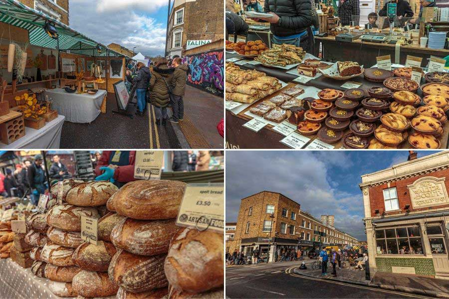 broadway market food and people