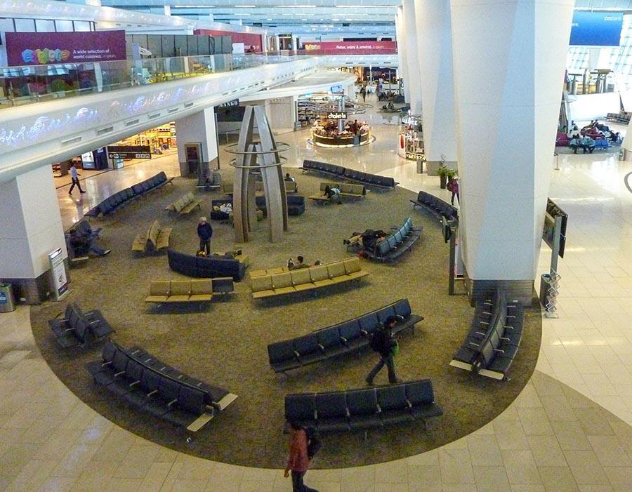Delhi Airport 2010