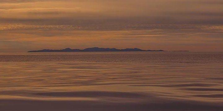 loreto at sunset