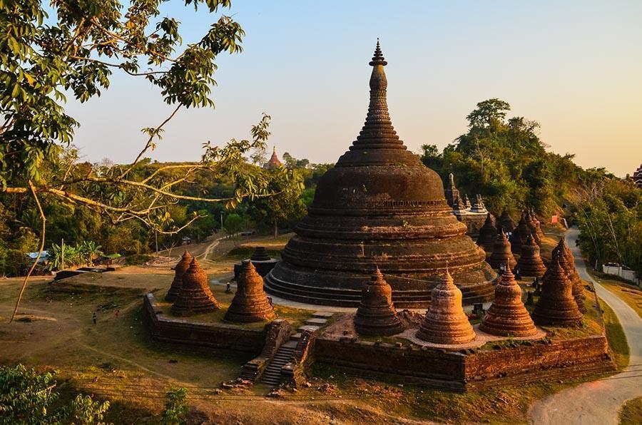 Mrauk-U - Myanmar