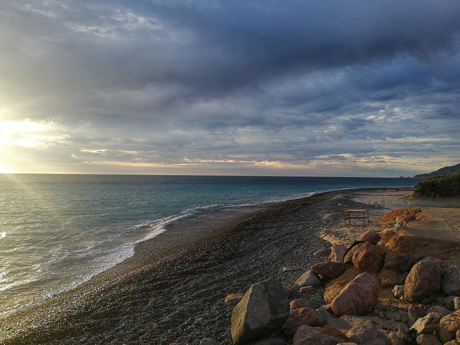beach of Cabo Pulmo