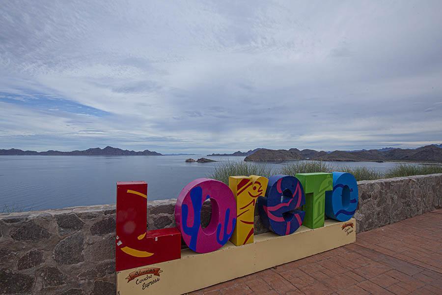 Loreto Sign