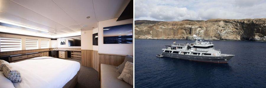 SOCORRO BOAT GENERAL AND MASTER SUITE