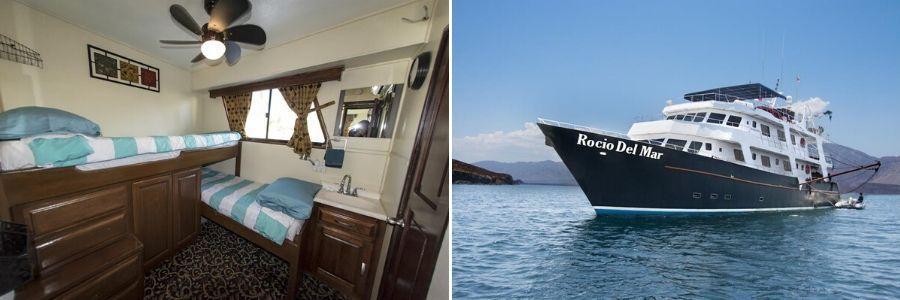 rocio del mar cabins and external