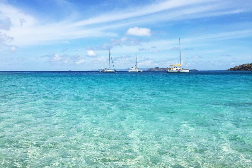 ST BARTH WATER