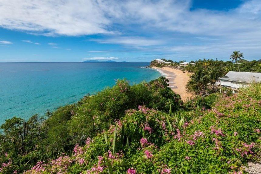Antigua Curtain bluff beach